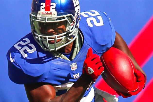 New York Giants: Is David Wilson Ready to Be the Featured Back in 2013?