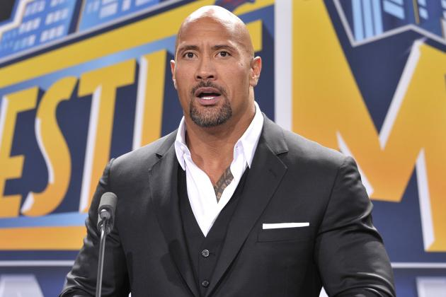 Dream Matches for The Rock and Brock Lesnar at WWE's 2013 SummerSlam
