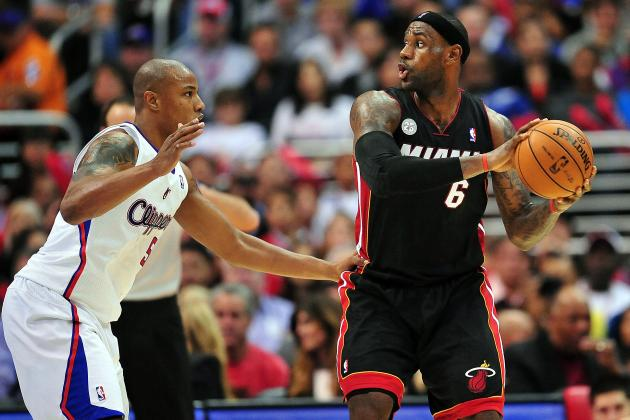 Clippers vs. Heat: Viewing Guide for Anticipated Friday Night NBA Showdown