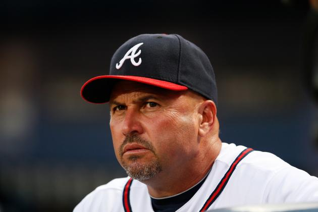 Q and A with Braves Manager Fredi Gonzalez