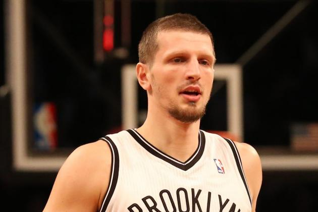 Mirza Teletovic Airball's Three Straight Shots