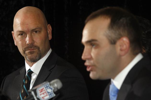 Jaguars GM Planning to Build His Team Through the Draft