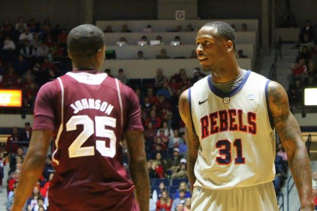 Marshall Henderson, Ole Miss Face Important Rematch with Missouri Tigers