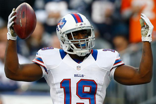Bills, WR Jones Working on Contract Extension