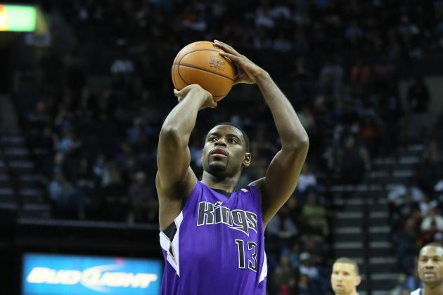 Has Tyreke Evans Improved His Jump Shot?