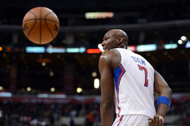 Ben Bolch: Clippers Need More from Lamar Odom