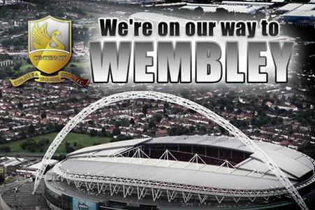 Swans Sell out Wembley Allocation