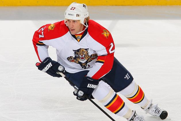 Panthers' Kovalev a Healthy Scratch Tonight Vs.Flyers