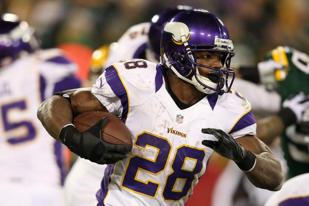 Adrian Peterson Has Surgery to Repair Sports Hernia