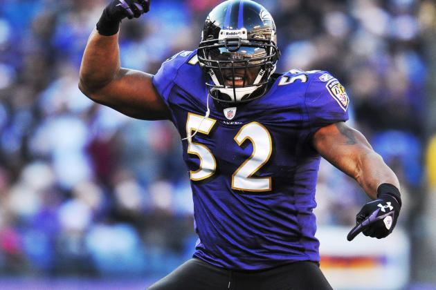Ray Lewis Statue to Go Up Outside of Stadium