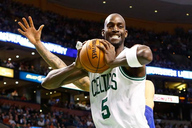 Celtics Rumors: Latest Kevin Garnett Buzz Involving Clippers, Nuggets and More