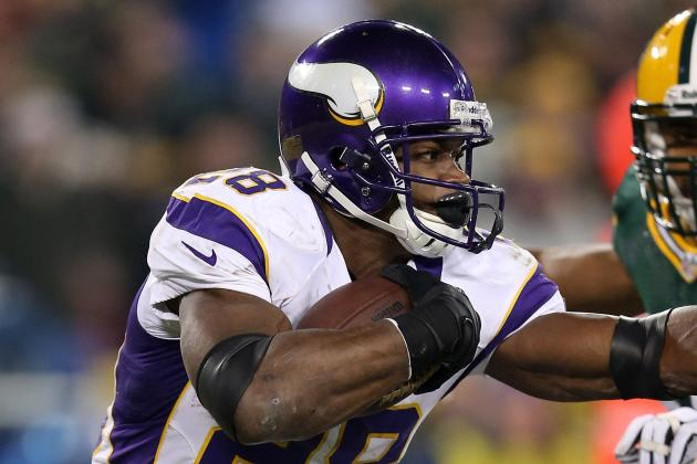 Adrian Peterson Had Surgery to Repair Sports Hernia