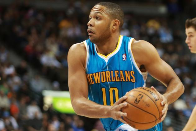 Hornets Guard Eric Gordon Says His Body Benefited from Game Break