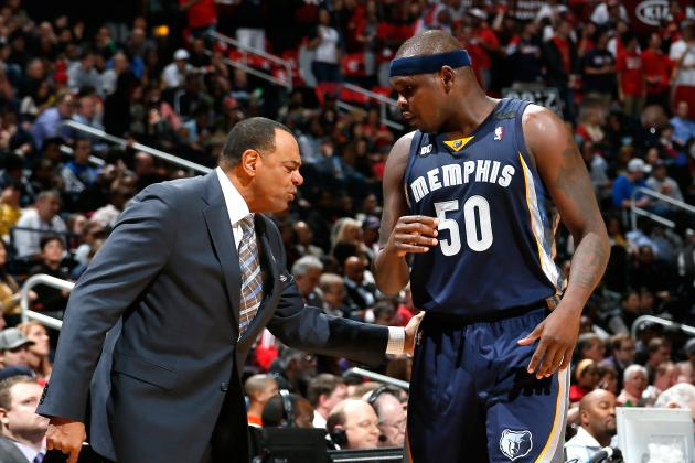 NBA Trade Rumors: Could Zach Randolph Be Traded?