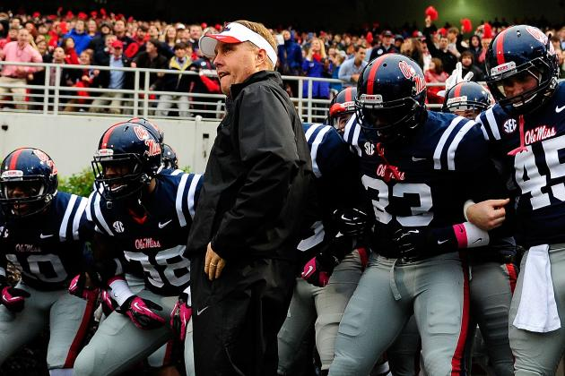 Did Ole Miss Cheat to Land Top-5 Class?