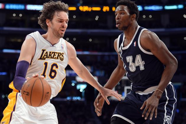 Pau Gasol: How Los Angeles Lakers Can Get by Without Big Man