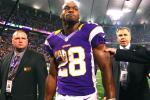 Peterson Undergoes Hernia Surgery, Suffered Injury Week 10