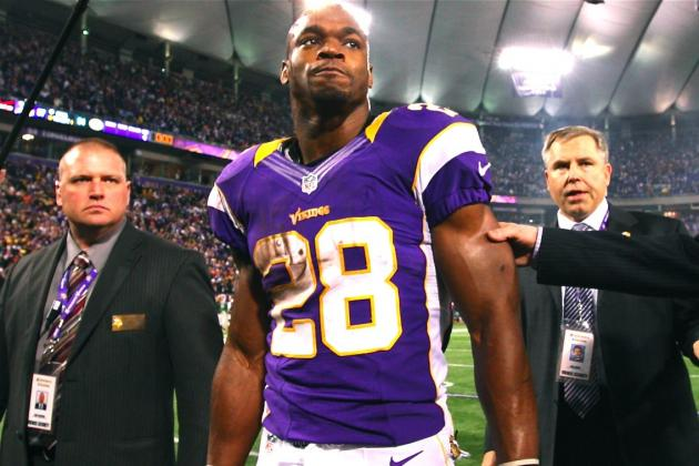 Adrian Peterson Undergoes Successful Surgery for Sports Hernia