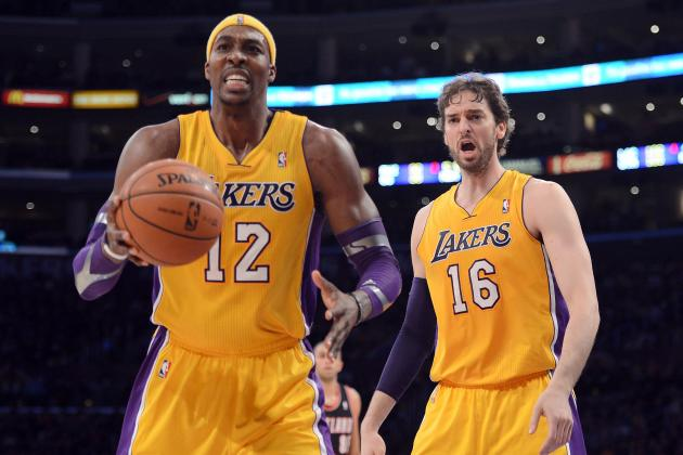 Lakers News: Latest Chatter on Dwight Howard, Pau Gasol and More from L.A.