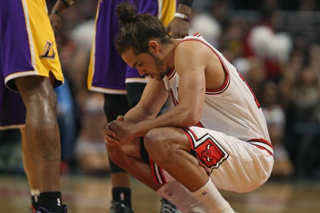 Joakim Noah Says He Will Play Tonight vs. Nuggets