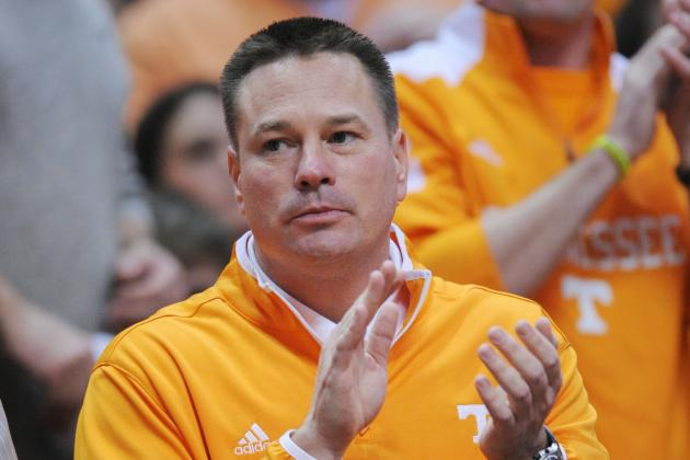 Butch Jones Says Vols Were 'Selective'