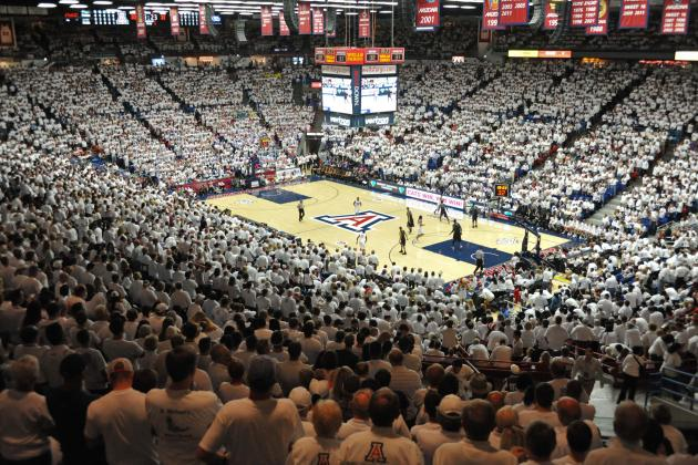 McKale Center Energy Fuels UA Basketball Success