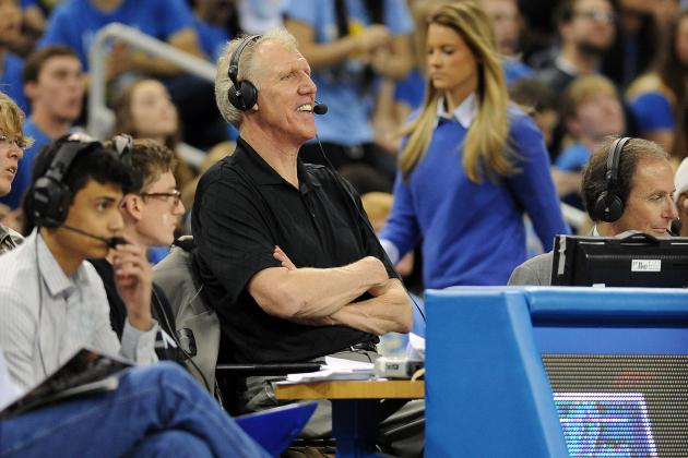 Bill Walton on UA Basketball's Past and Present