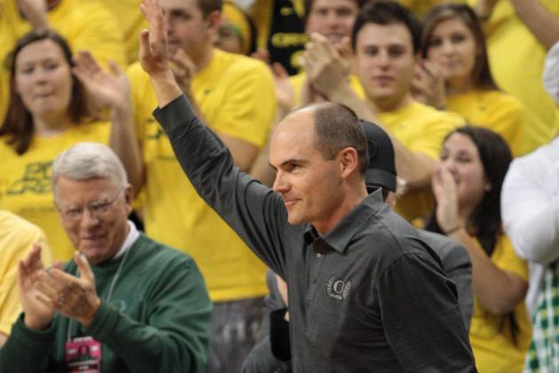 Oregon Recruiting Doesn't Skip a Beat Under Mark Helfrich
