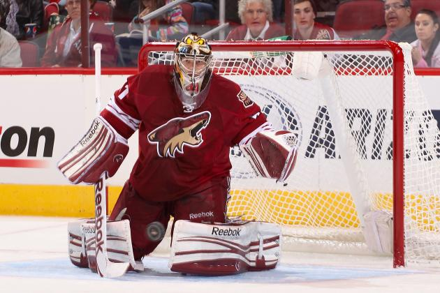 Will Phoenix Coyotes' Goaltender Mike Smith Continue Meteoric Rise in 2013?