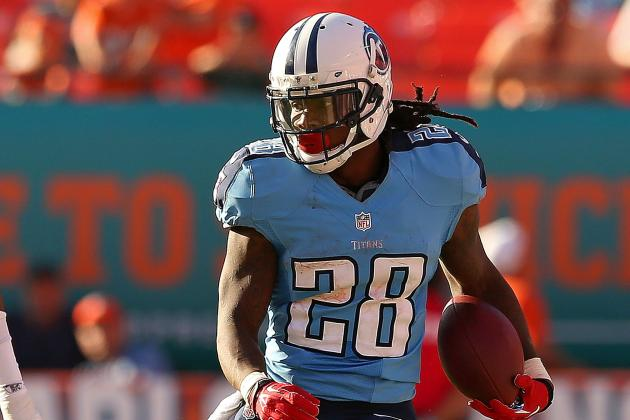 Tennessee Titans' Chris Johnson Has 'positive' Talk with Coach Mike Munchak