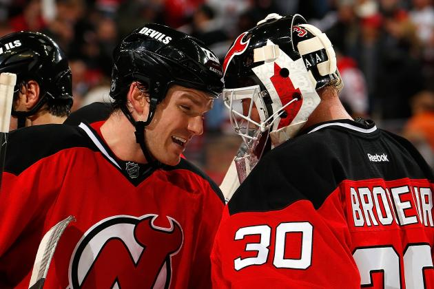 New Jersey Devils: What Is David Clarkson's Value After a Fast Start?