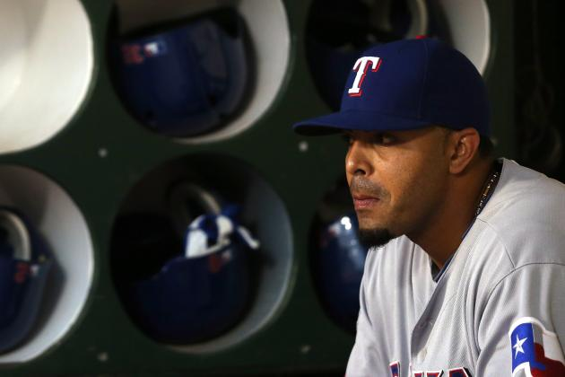 Cruz Is Rangers' Plan A in Right Field, but Others Being Considered