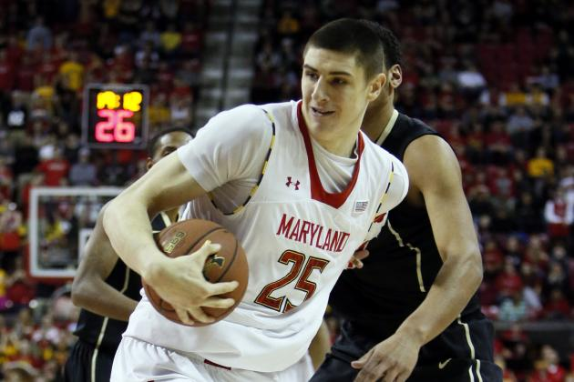 Terps Center Alex Len Continues to Learn from Physical Tests