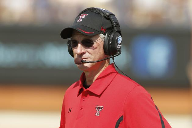 Texas Tech Fans Fax Tommy Tuberville a Menu from the Restaurant