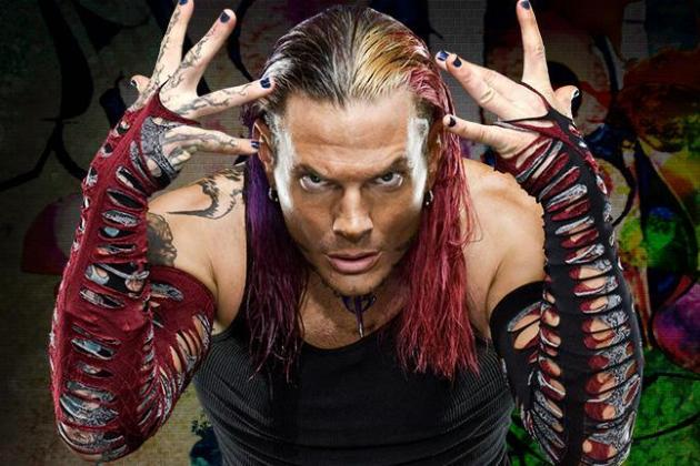 Jeff hardy haircut
