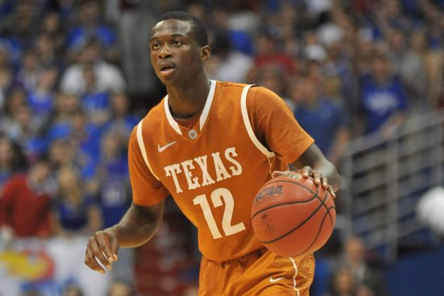 Top 5 NBA Prospects in the Big 12