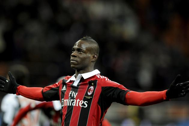Berlusconi Jnr Makes Peace with Balotelli