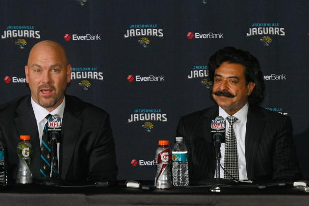 Jaguars Finalize 2013 Coaching Staff