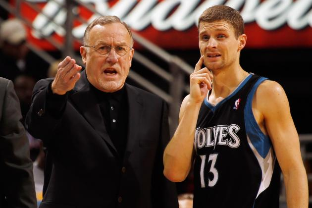 Source Tells SheridanHoops Luke Ridnour Being Shopped by Timberwolves