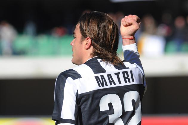 Matri: There's No Doubting Anelka's Quality