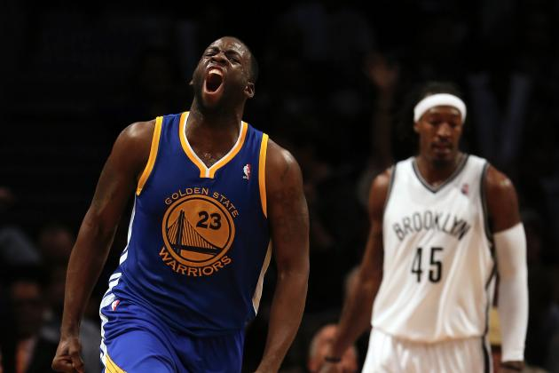 Draymond Green Complains About 'Powder Puff Basketball' in NBA