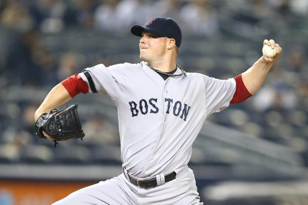 MLB Trade Rumors: Are the Boston Red Sox Preparing to Trade Ace Jon Lester?
