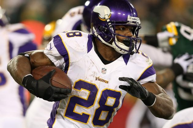 Adrian Peterson: 'Pain Was a 10'