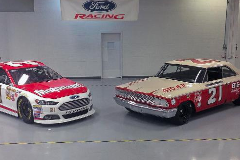 NASCAR Hall of Fame 2013: Wood Relives 1963 Daytona 500