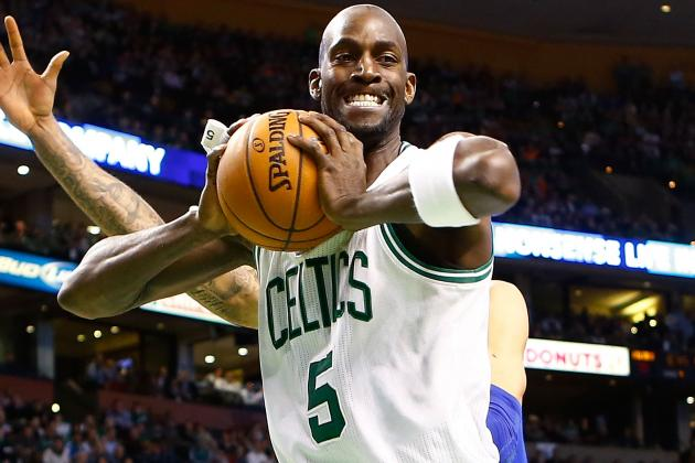 NBA Trade Rumors: Boston Celtics Would Be Foolish to Move Kevin Garnett