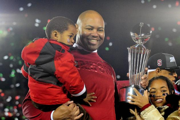 Stanford's Talented Recruiting Class Puts David Shaw at Ease