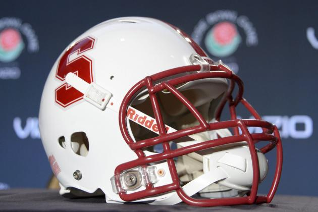 Stanford has small 2013 recruiting class