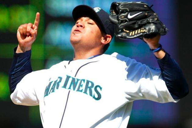 Felix Hernandez Reportedly Agrees to Historic Contract Extension with Mariners