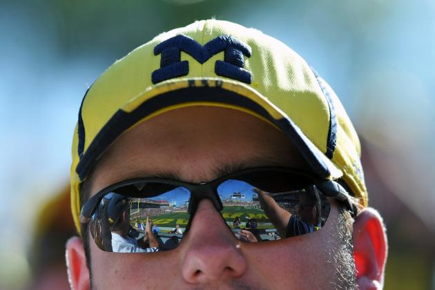 Michigan Sets NCAA Football Attendance Record Once Again