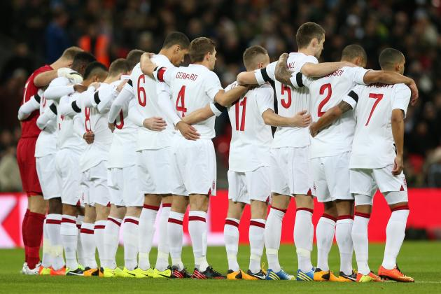England Beat Samba Stars but Need to Improve for Brazil 2014 World Cup
